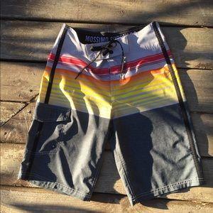 Missimo Supply CO men's knit short